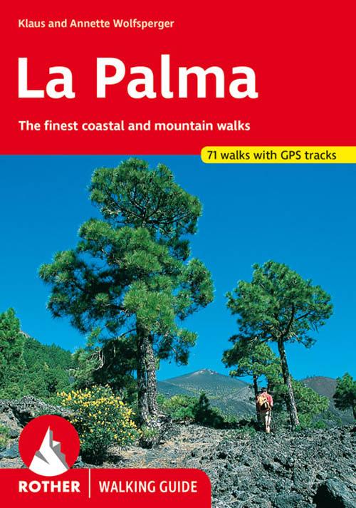 La Palma, Rother Walking Guide