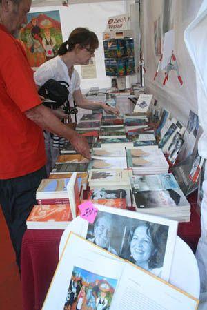 Feria del Libro en Arona, Tenerife 2013
