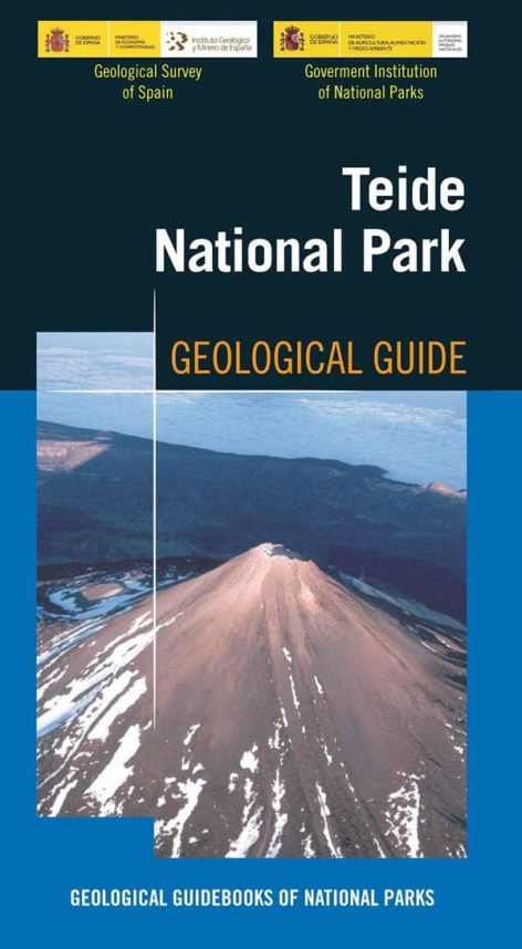 Geological guide to the Teide National Park