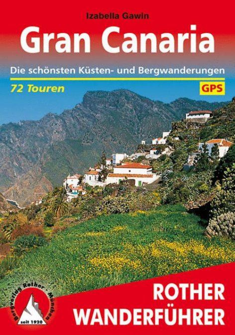 Gran Canaria, Rother Wanderführer