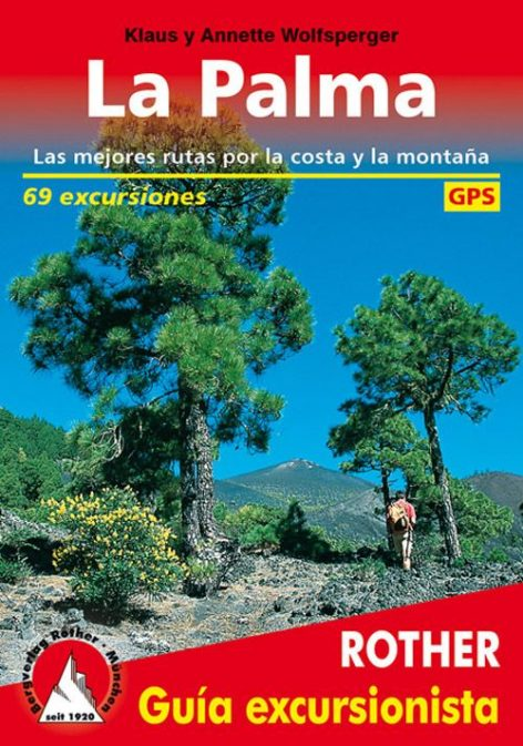 La Palma, Rother Guía excursionista