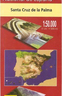 Topographische Karten · La Palma 1:50.000