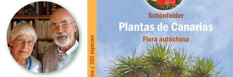 Neues Pflanzenbuch von Schönfelder in spanischer Übersetzung||Presentan el libro sobre flora canaria de Schönfelder|||||||||