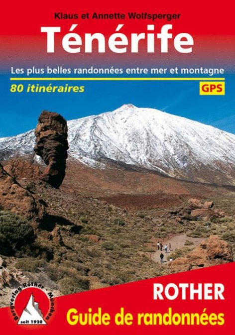Ténérife, Rother Guide randonnées