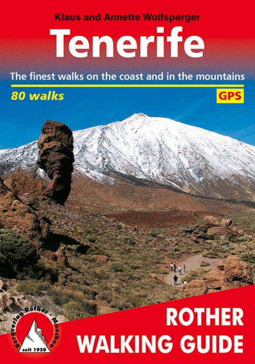 Tenerife, Rother Walking Guide