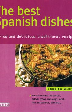 The best Spanish dishes