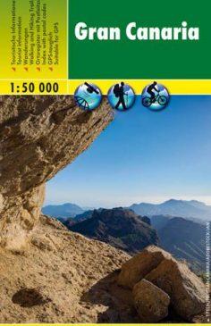 Gran Canaria Wanderkarte WKE 5