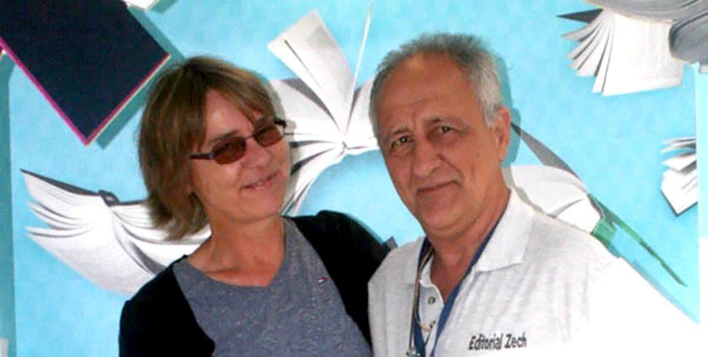 Verena Zech & Antonio Mas