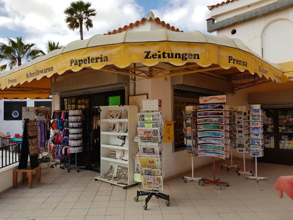 Buchladen Fuerteventura, Kanaren