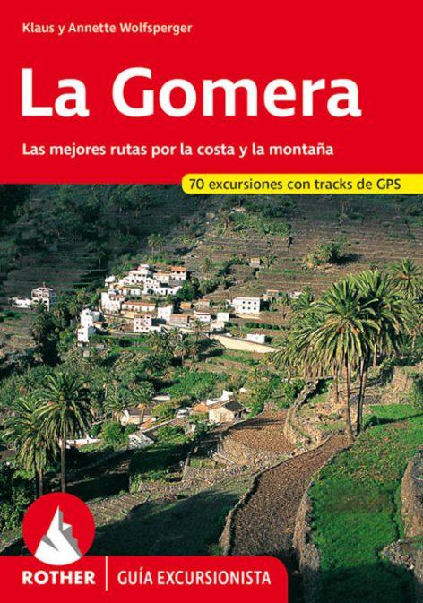 Gomera, Rother Guía excursionista