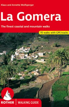 Gomera, Rother Walking Guide
