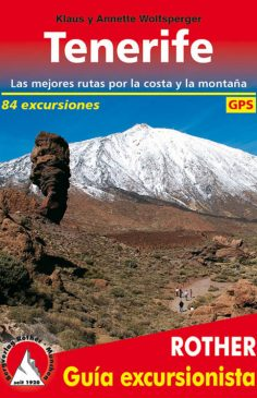 Tenerife, Rother Guía excursionista