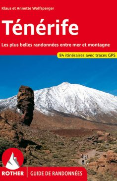 Ténérife, Rother Guide de randonnées