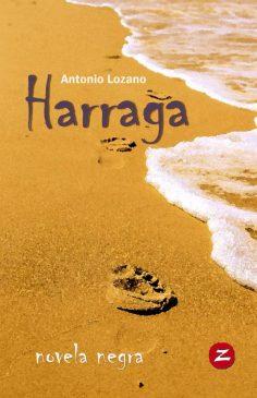Harraga, novela negra de Antonio Lozano como ebook