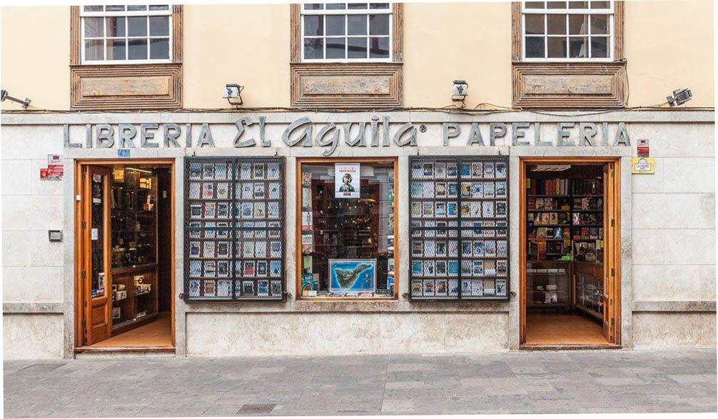 Librerías en La Laguna, Tenerife