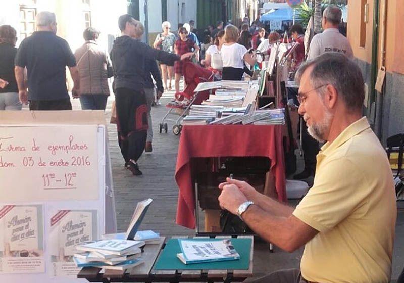 """Luis Ramos presenta su libro """"Alemán para el día a día"""" en Puerto de la Cruz"""